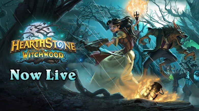 Вышло обновление для Hearthstone «Ведьмин лес»