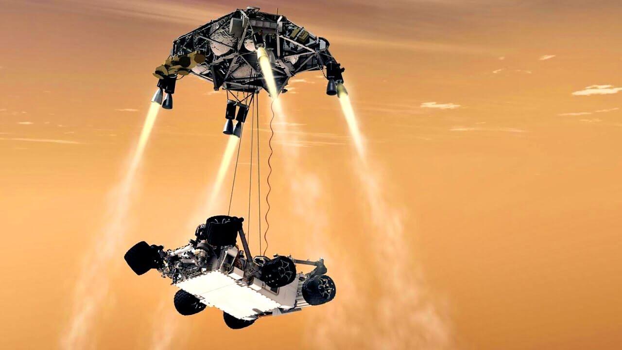 mars 1 - Миссия Mars 2020 оказалась под угрозой