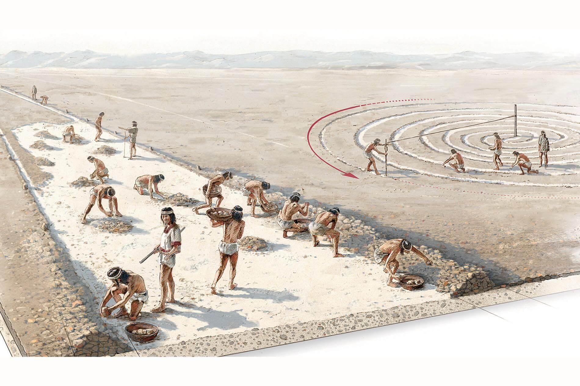 Археологи нашли на плато Наска более 50 ранее неизвестных геоглифов