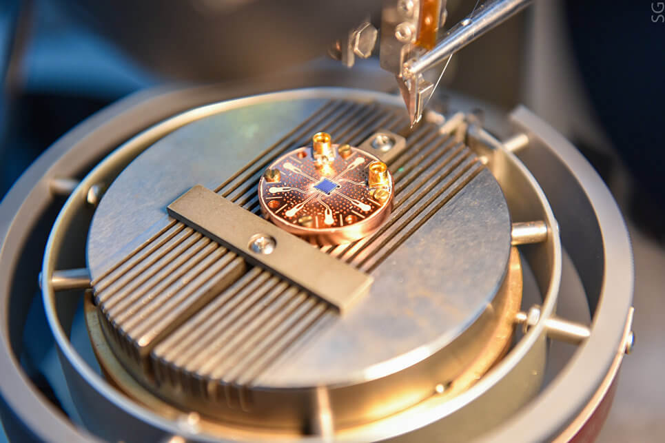 Разработан принципиально новый тип кубита для квантового компьютера