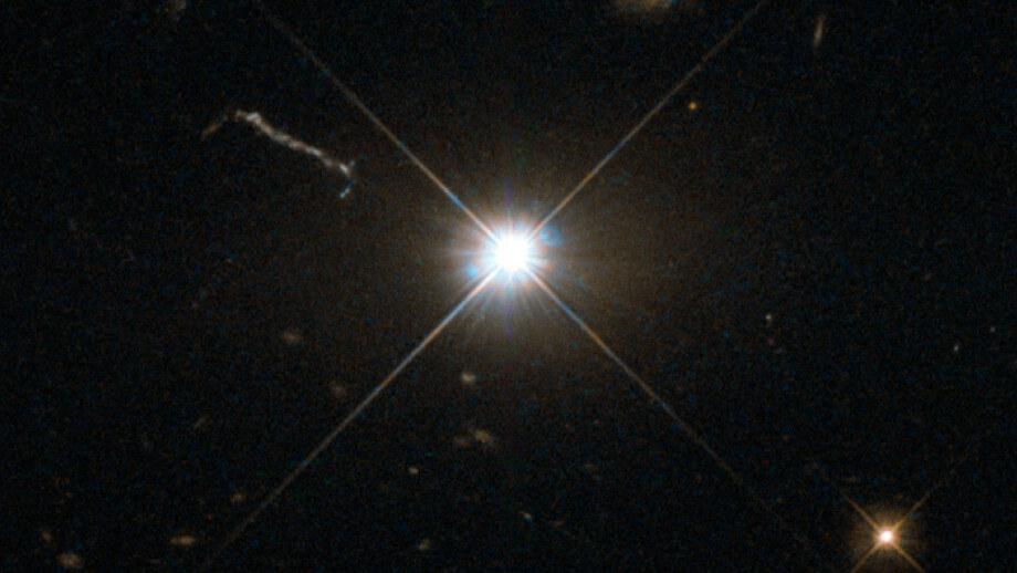 Астрономы обнаружили самую быстрорастущую черную дыру в известной Вселенной