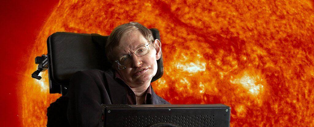 Опубликована последняя работа Стивена Хокинга о природе нашей Вселенной (2 фото)