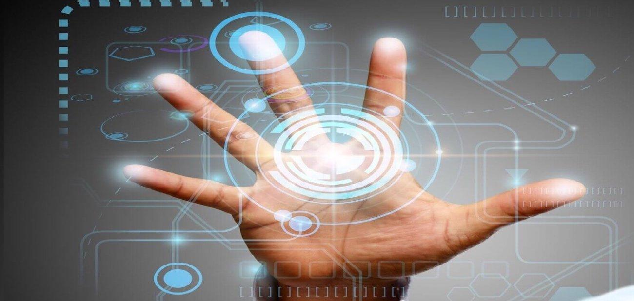 Multi-Touch Skin: датчик, который превращает кожу человека в сенсорную поверхность