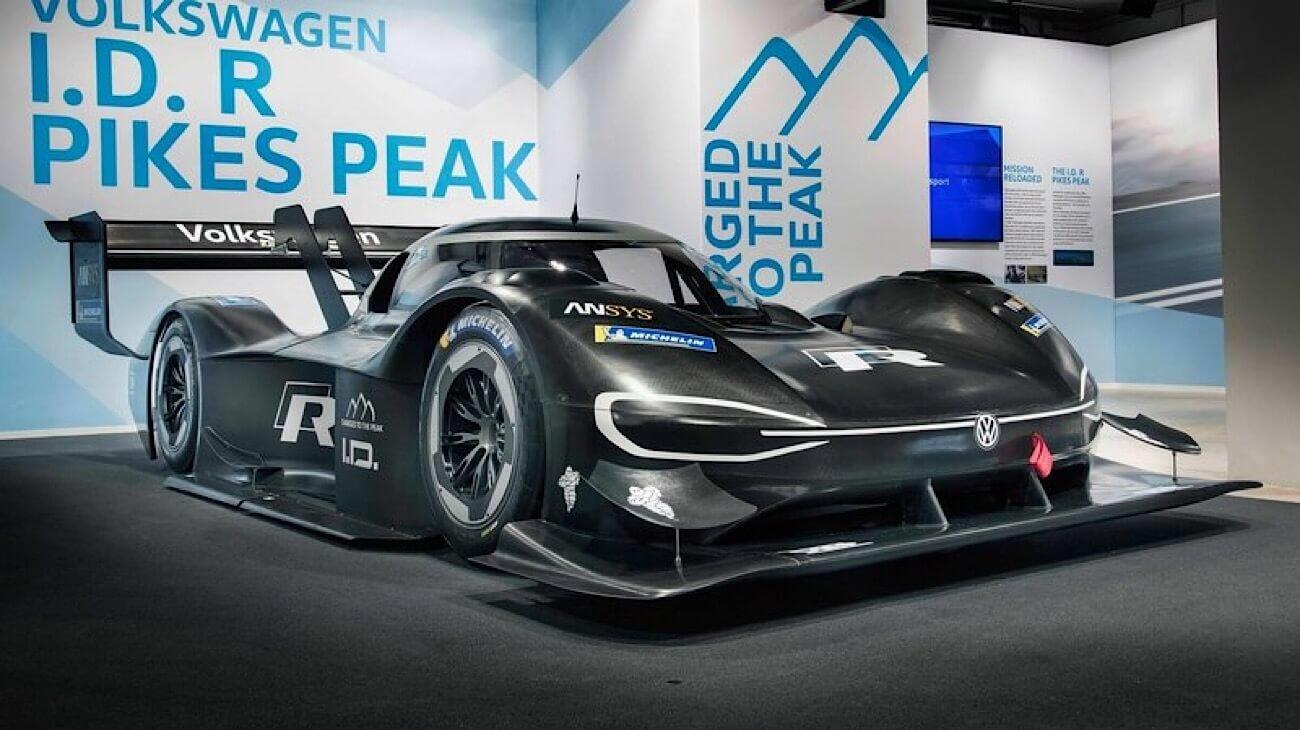 Volkswagen готовится побить рекорд скорости для электромобилей