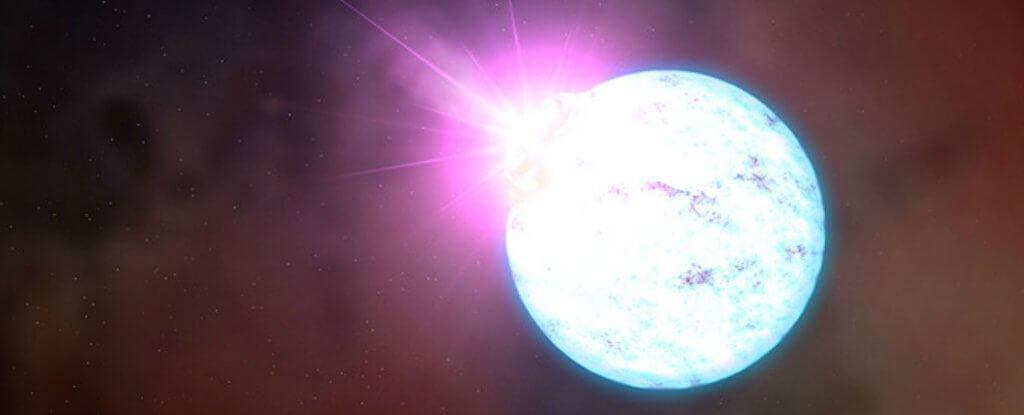 Китайские ученые предложили объяснение странным быстрым радиовсплескам из космоса
