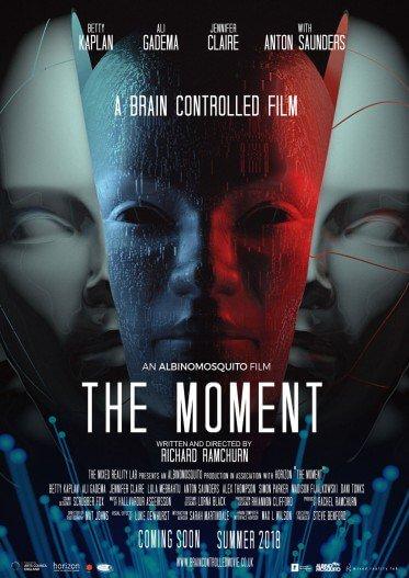 The Moment: первый фильм, сюжет которого зритель сможет контролировать при помощи мозговых импульсов (2 фото)