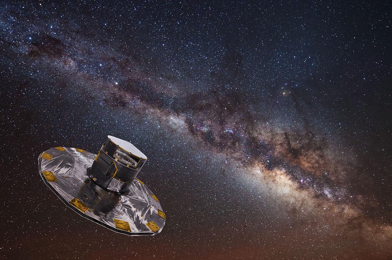 Астрономы выяснили, из скольких галактик состоит наш Млечный Путь