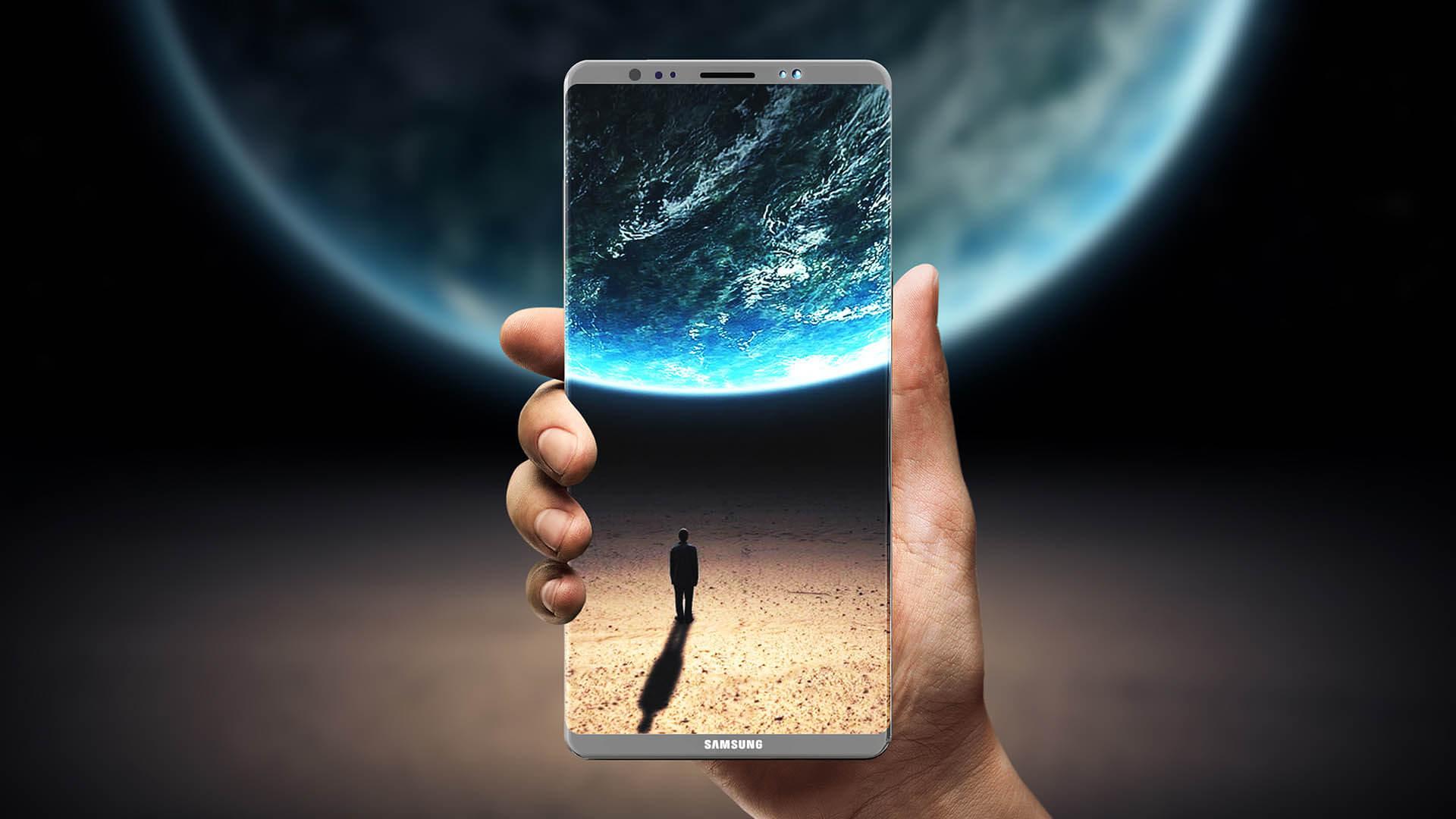 Samsung покажет Galaxy Note 9 в Бруклине 9 августа