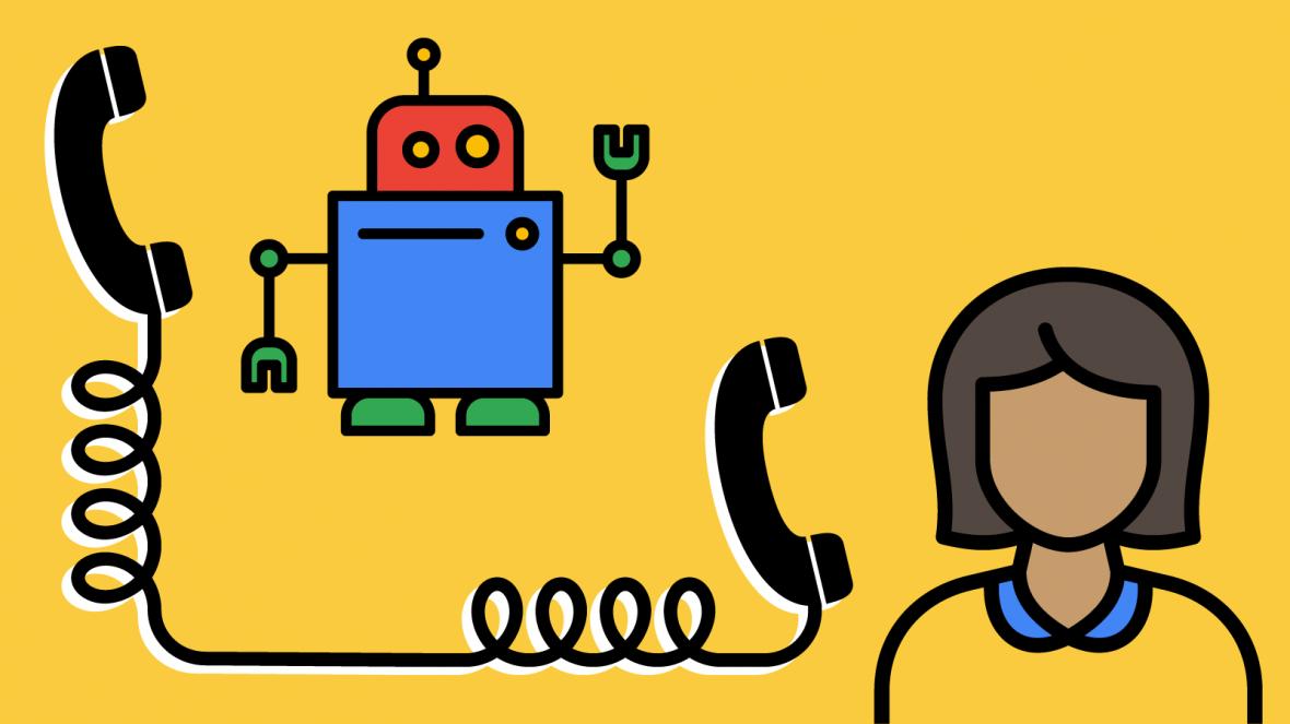 Звонящие роботы от Google — это круто. Но зачем они нужны?