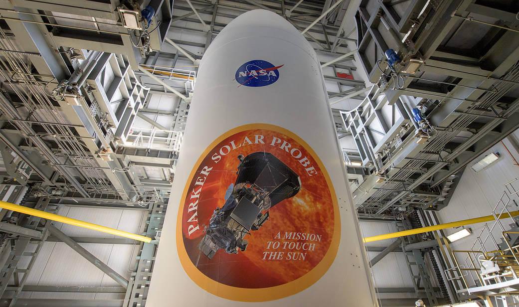 Зонд «Паркер» отправился исследовать космос