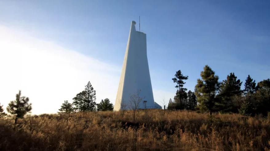В Нью-Мексико внезапно закрыли обсерваторию. «Инопланетян телескоп не видел», говорит директор