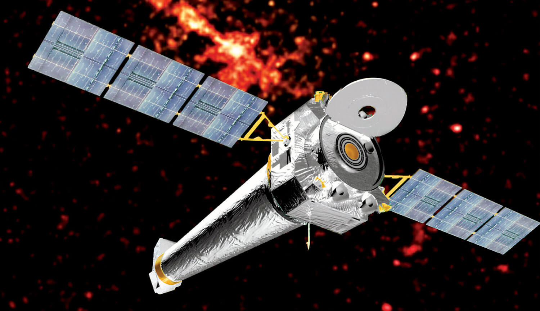 Телескоп «Чандра» продолжил работу спустя неделю спящего режима