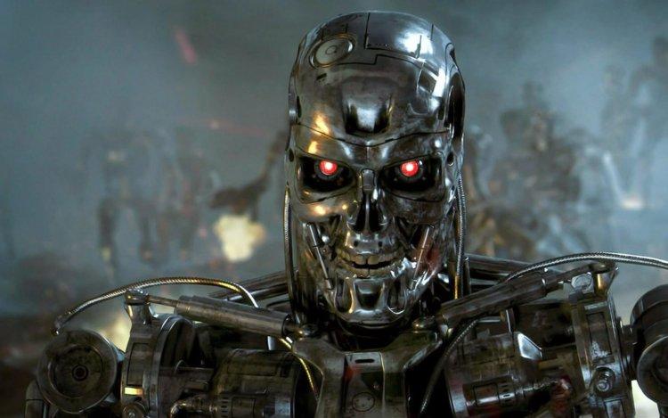 Завод роботов