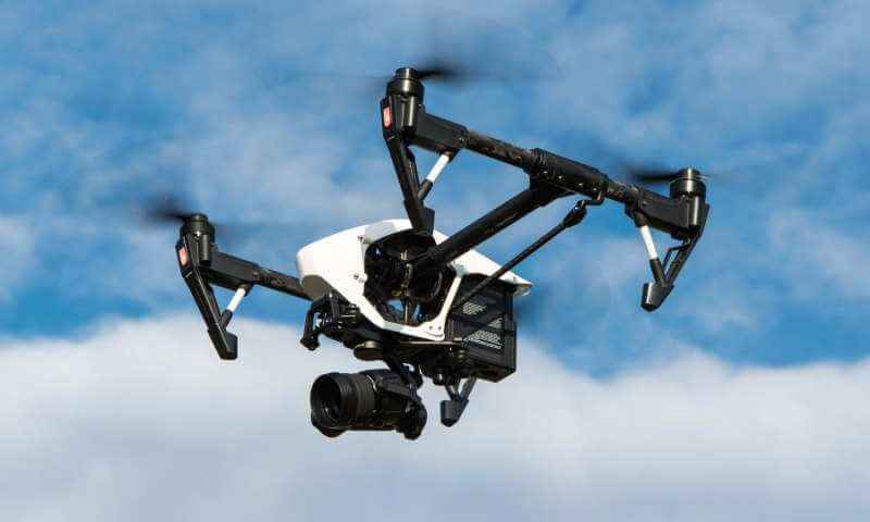 ученые показали произойдет дрон столкнется самолетом