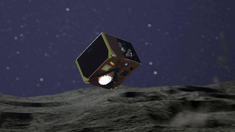 На поверхность астероида Рюгу успешно высадился третий аппарат