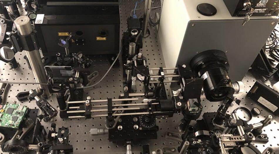 Создана самая быстрая в мире камера, способная «заморозить время»