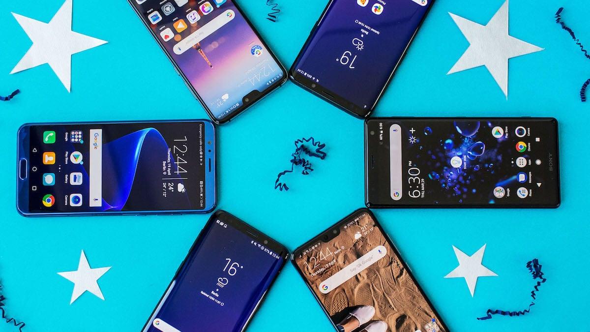 смартфоны интересны 2018