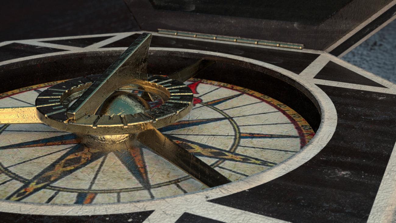 квантовый компас поможет определить местоположение gps
