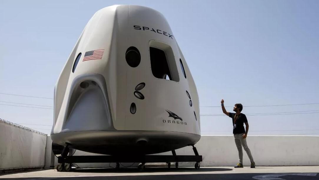 Корабль Crew Dragon компании SpaceX без экипажа полетит к МКС 7 января