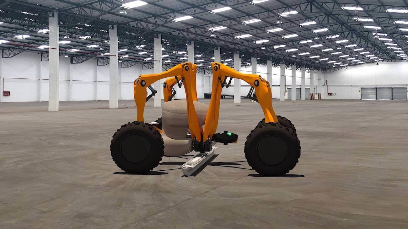 Новый универсальный робот для сельского хозяйства заменит большинство фермерских инструментов