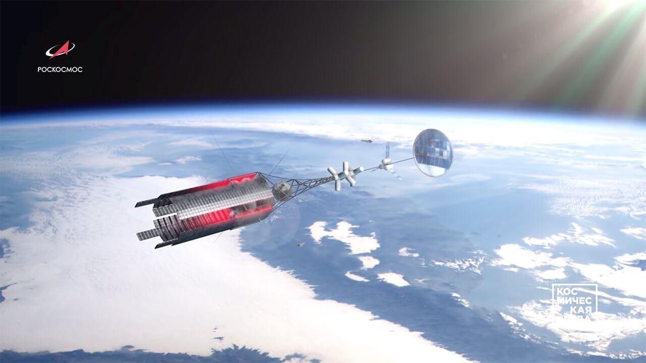 Российские ученые пообещали обогнать Илона Маска и «устаревшие технологии» SpaceX при помощи ядерной ракеты