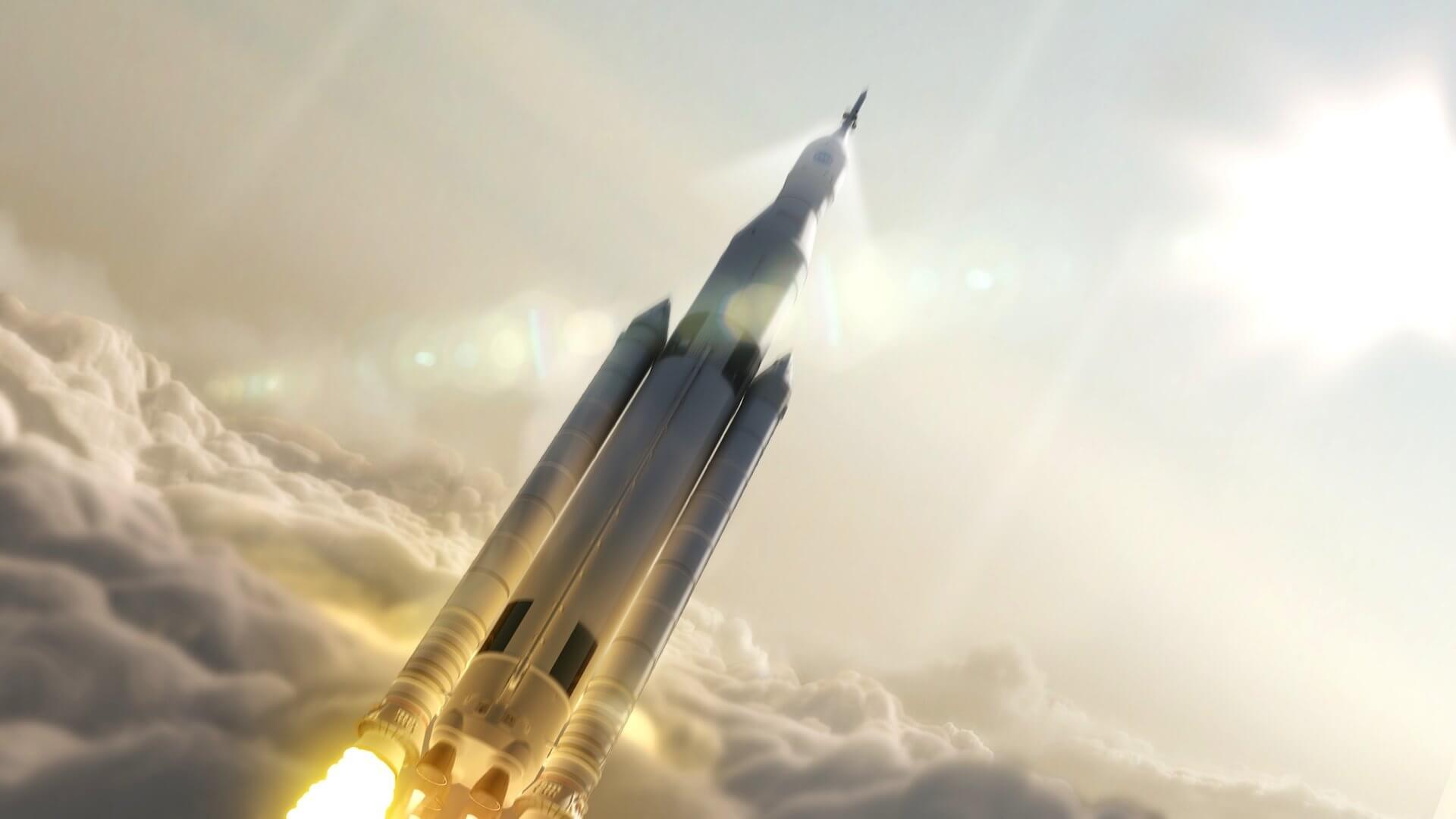 NASA может отказаться от ракеты SLS, если SpaceX и Blue Origin предложат подходящую альтернативу