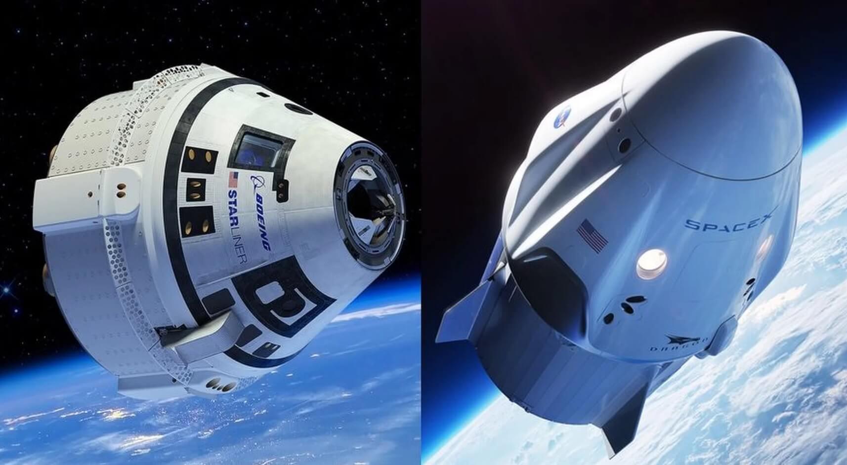 NASA проведет проверку безопасности SpaceX и Boeing из-за «косяка» Маска