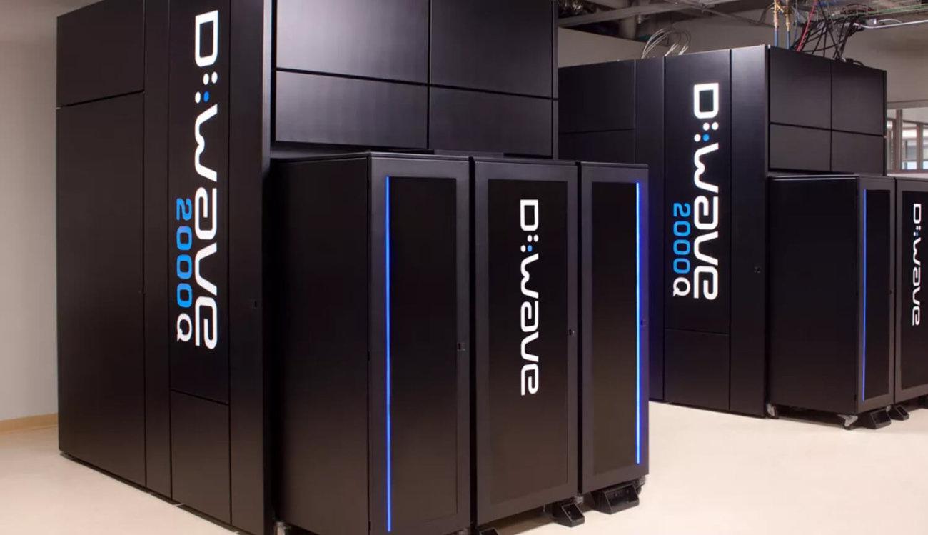 Квантовый компьютер D-Wave 2000Q