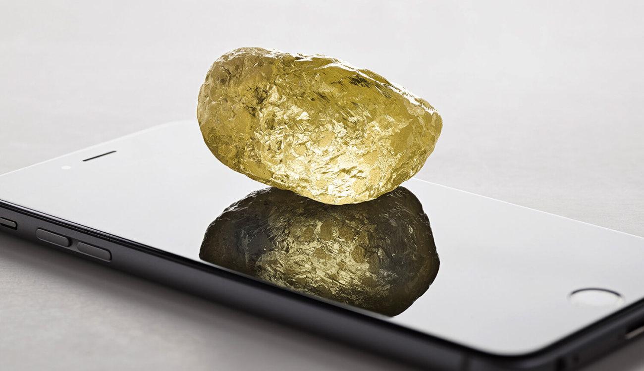Самый крупный алмаз Северной Америки