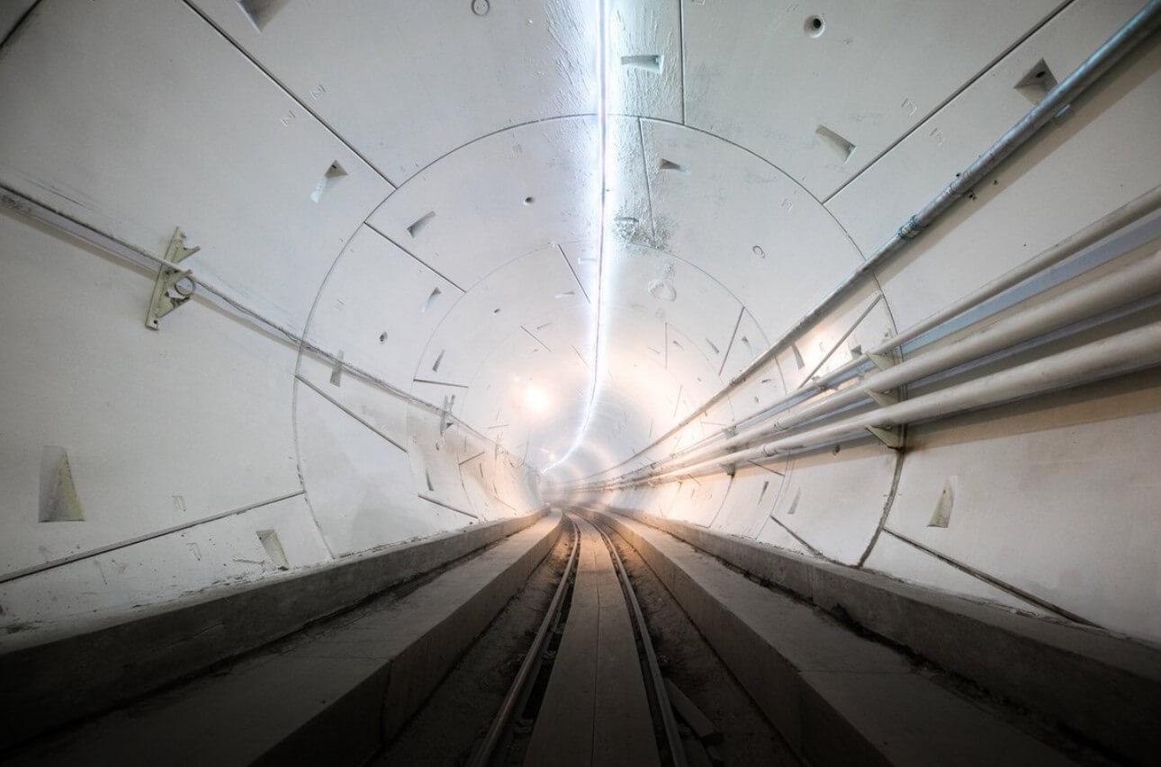 Туннель The Boring Company