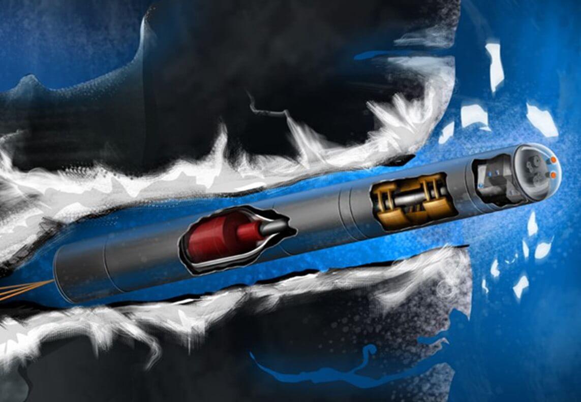 Ядерный «туннелебот» мог бы найти жизнь на спутнике Юпитера Европе