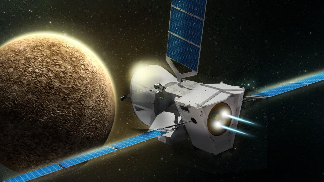 На аппаратах, отправленных для изучения Меркурия, прошли первые испытания приборов