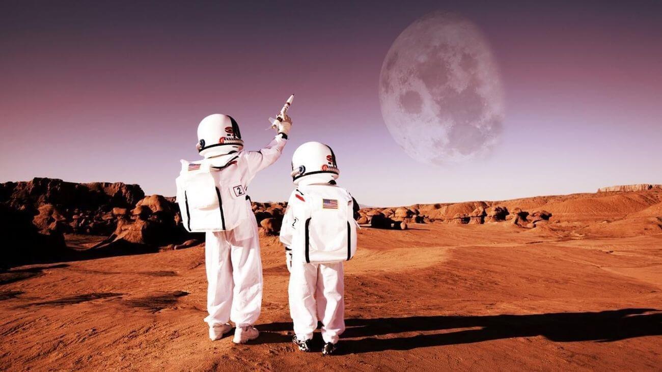 Полет на Марс сократит продолжительность жизни космонавтов на 2,5 года