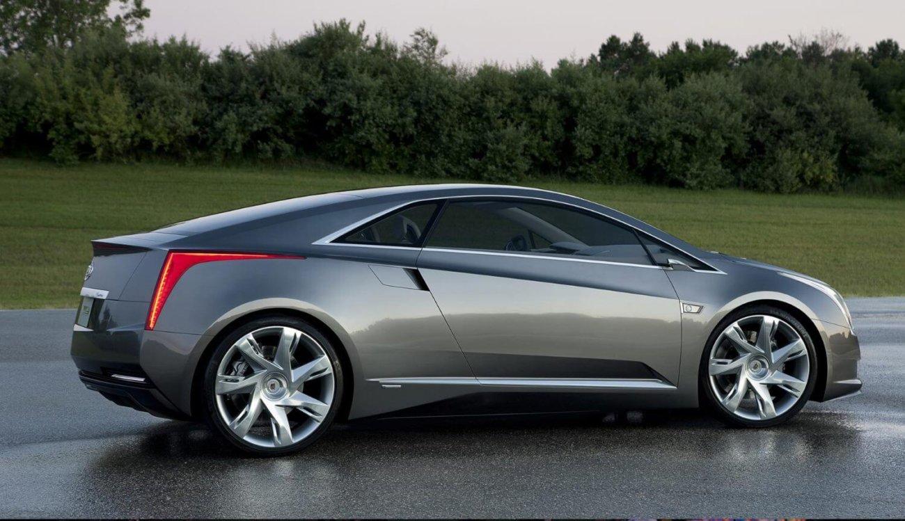 Автомобиль Cadillac ELR