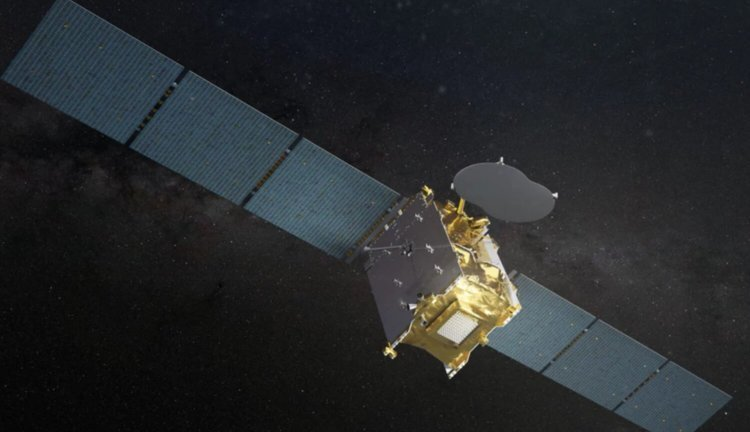 Спутник Eutelsat Quantum