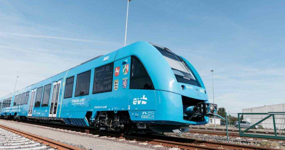 Смогут ли «поезда на водороде» избавить нас от дизельного топлива?