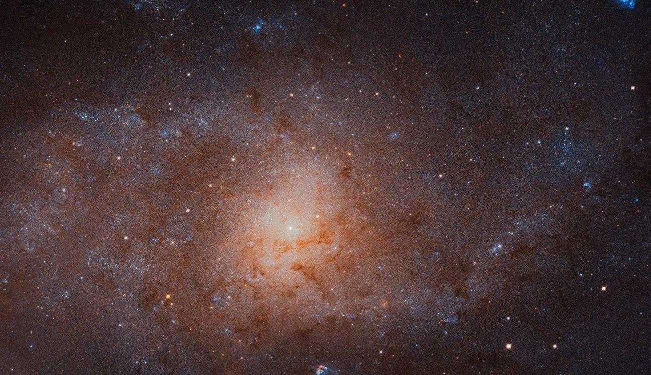 Галактика Мессье 33