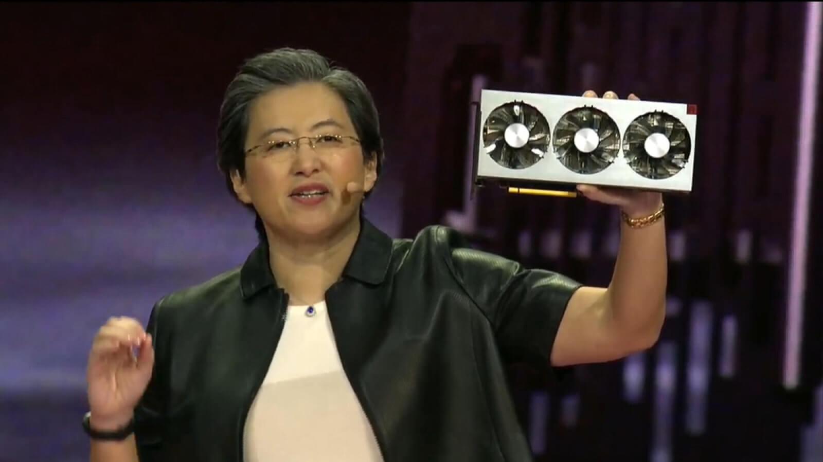 #CES | AMD представила новую флагманскую видеокарту и процессоры Ryzen 3-го поколения