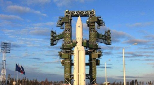 Ракета «Ангара» рискует развалиться из-за вибрации двигателя