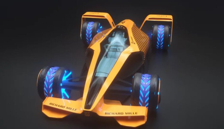 Формула-1 будущего