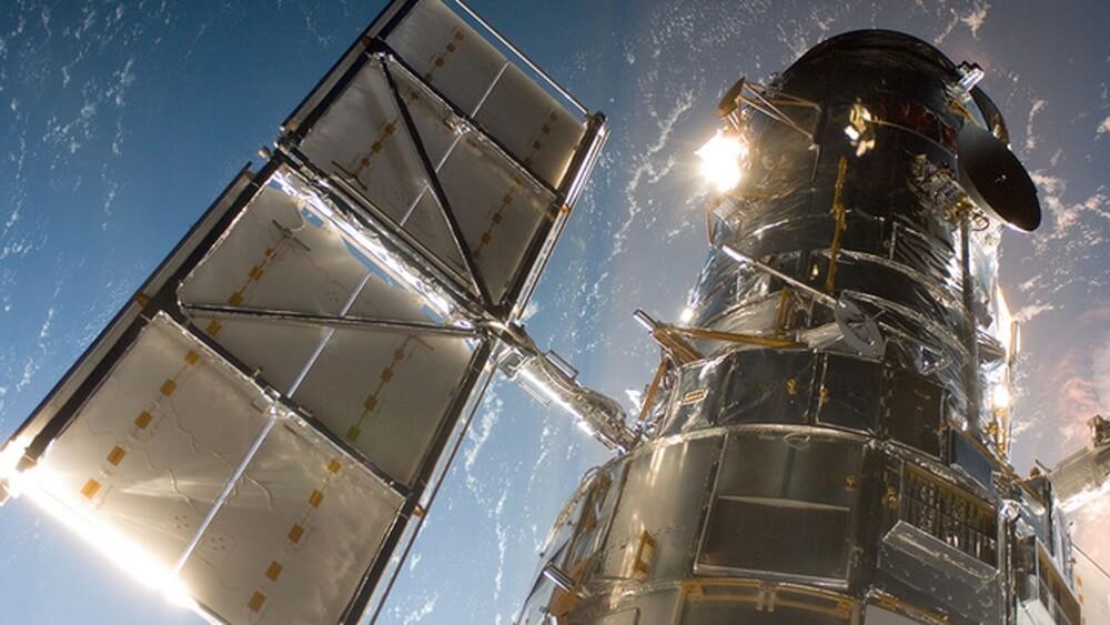 NASA починило космический телескоп «Хаббл»