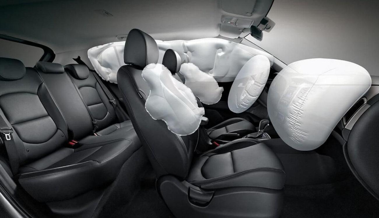 Подушки безопасности Hyundai