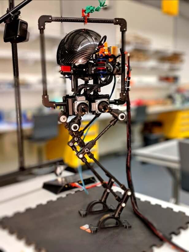 Робот Leonardo