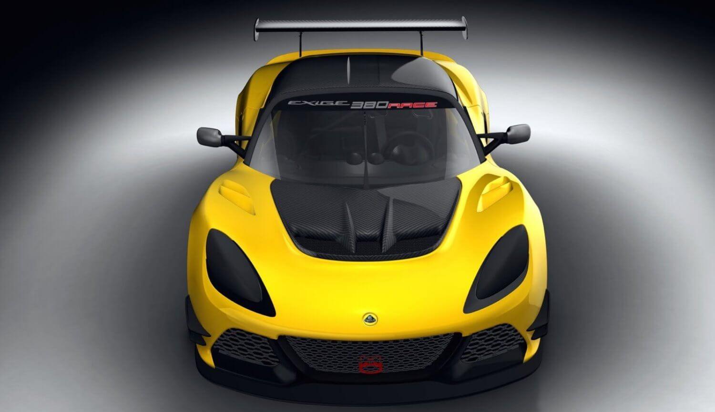 Спортивный автомобиль Lotus
