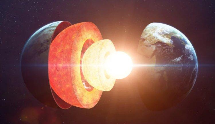Твердое ядро Земли