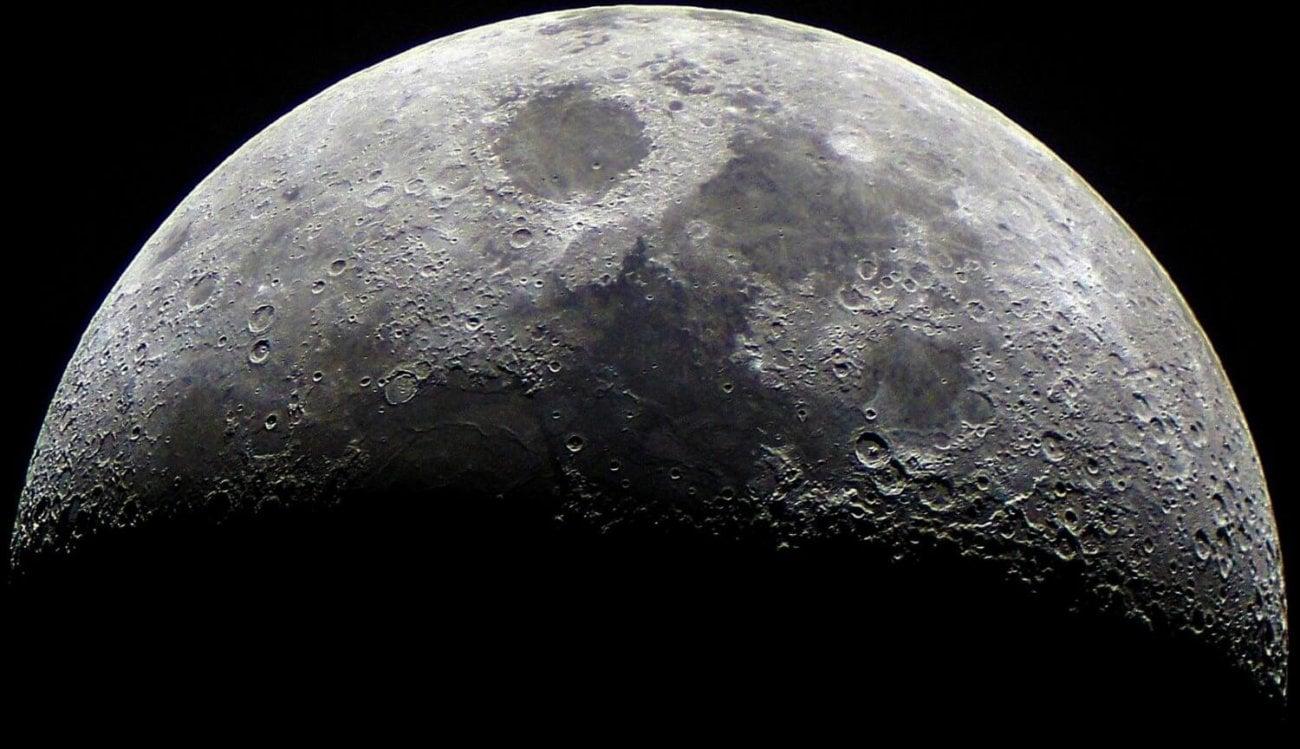 Лунная почва станет источником воды и топлива для космических миссий