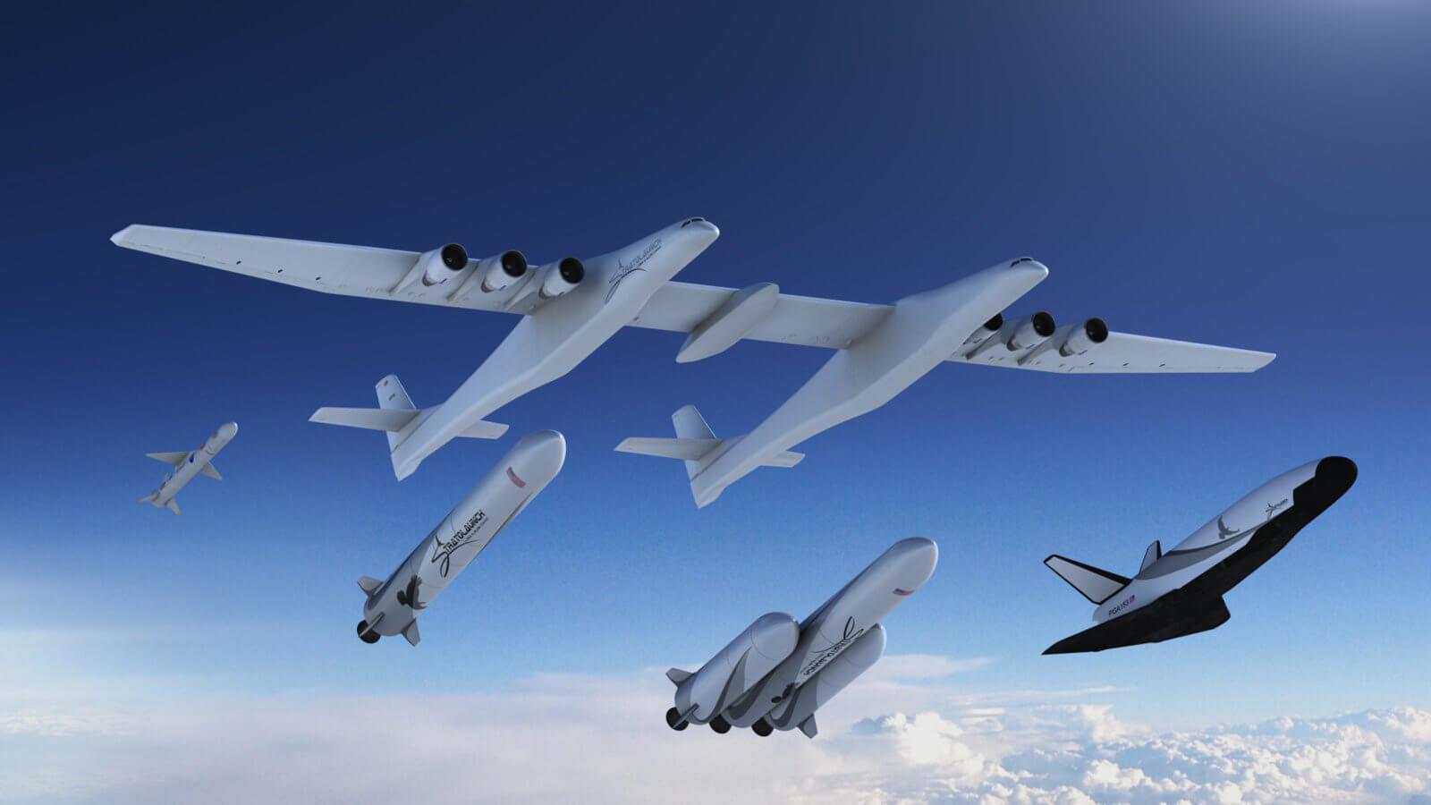 Частная аэрокосмическая компания Stratolaunch Systems отказалась от большинства своих проектов