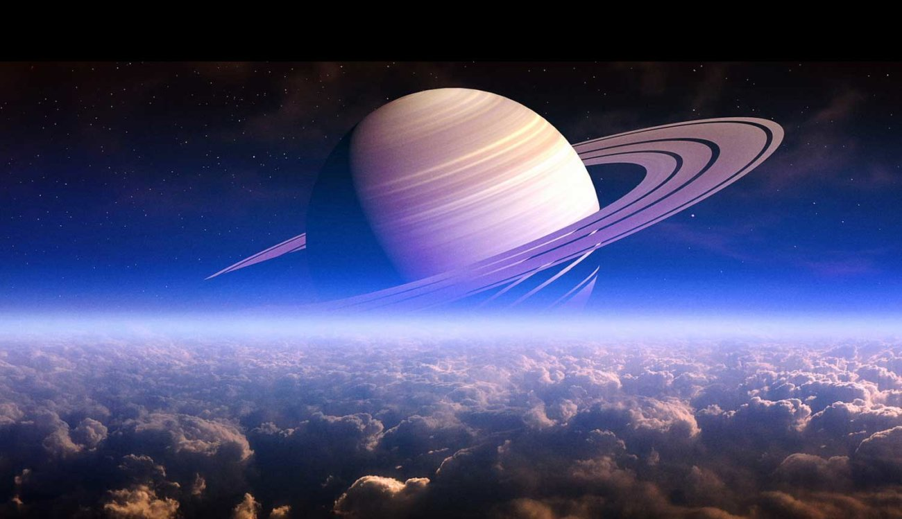 На спутнике Сатурна наступило лето