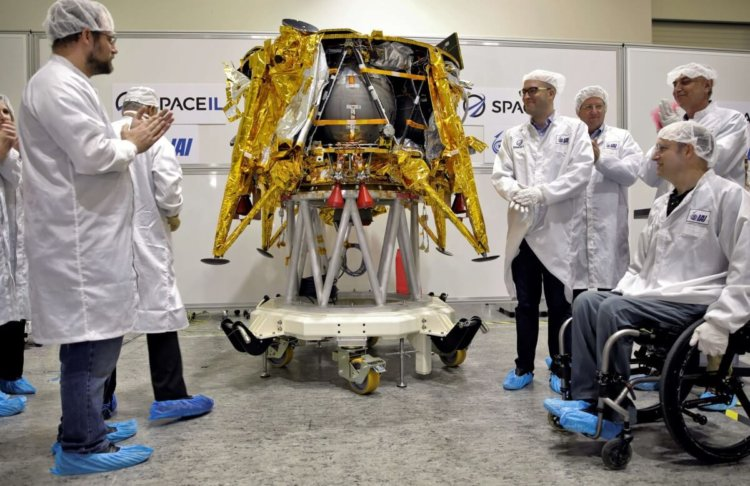 SpaceX успешно завершила свою 70-ю миссию: израильский зонд летит на Луну