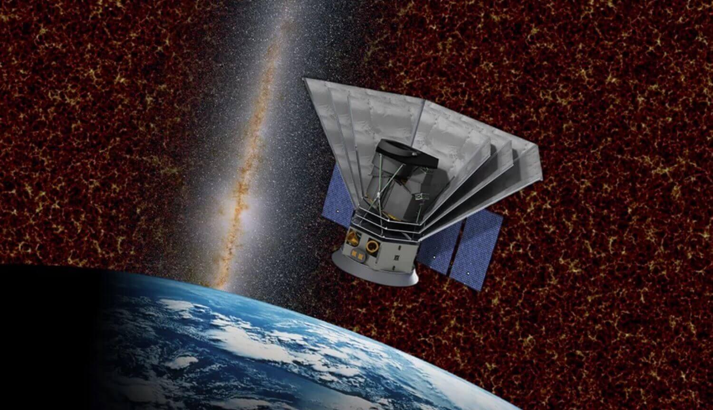Зонд SPHEREx